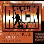 """Rappresentazione teatrale """"We will rock you"""", il video"""