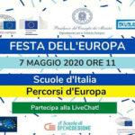 Evento Festa dell'Europa 2020 – Europe Direct Trapani