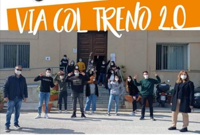 """Trapani, """"Via col treno 2.0"""""""