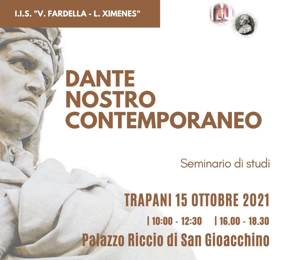 """Seminario di studi """"Dante nostro contemporaneo"""""""